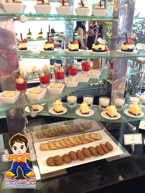 ขนมหวาน-The Glass House-Eastin Grand Hotel Sathorn