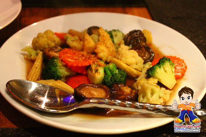 Dinner Set - มาราเกซ หัวหิน-MarRaKesh-HuaHin