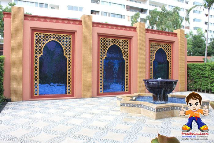 บรรยากาศรอบๆ โรงแรม มาราเกซ หัวหิน-MarRaKesh-HuaHin