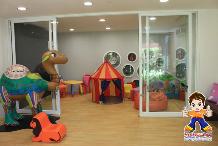 มี Kid Room ด้วยครับ