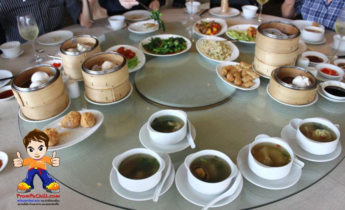 รีวิวบุฟเฟ่ต์ติ่มซำ-ห้องอาหารจีนหยวน-โรงแรมมิลเลเนียม ฮิลตัน