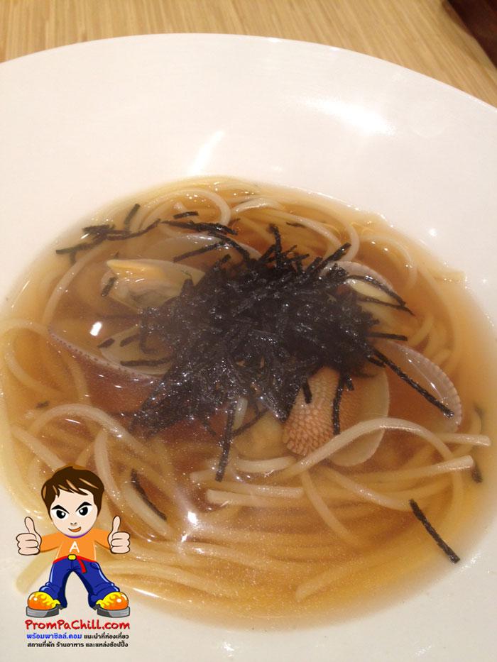 พาสต้าแบบสูตรน้ำ Pasta De Waraku - พาสต้า เดอ วารากุ